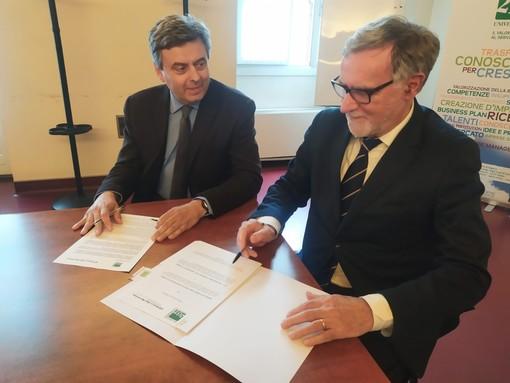 Partnership tra Incubatore 2i3T e Banca Alpi Marittime per creare posti di lavoro ad alta intensità di conoscenza in Piemonte