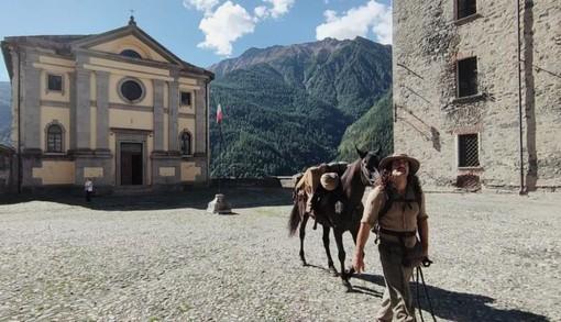 Cristian Moroni e la sua Furia al Forte di Fenestrelle