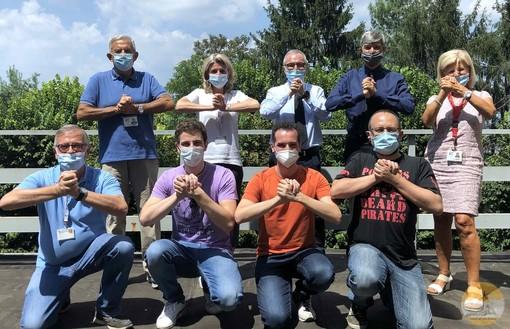 """Sportivi e atleti torinesi in prima linea nella lotta contro il cancro con il progetto """"Atleti al tuo fianco"""""""