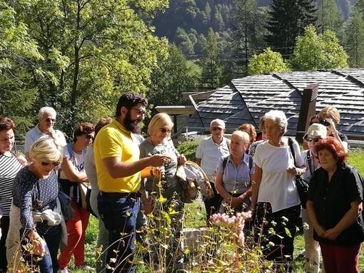 Strada Gran Paradiso conclude le escursioni di fine estate al santuario di Belmonte e a Valperga