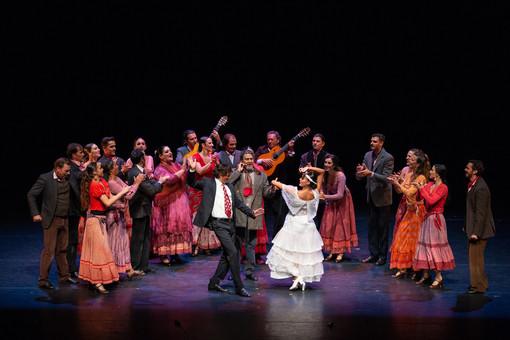 Al Teatro Regio il flamenco della Compañía Antonio Gades tra passione e morte