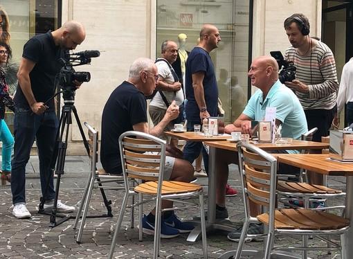 Iniziate le riprese di Eurolega per il documentario sulla Fiat Torino e  sul coach Larry Brown