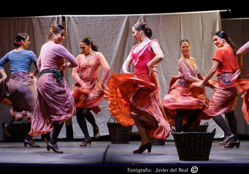 Al Regio il flamenco della Compañía Antonio Gades
