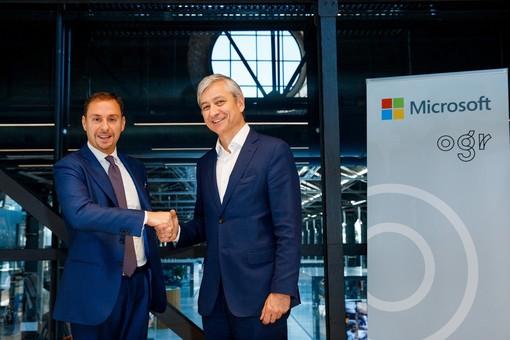 Anche Microsoft si innamora delle Officine grandi riparazioni: ecco l'accordo per sostenere le start up di Ogr Tech