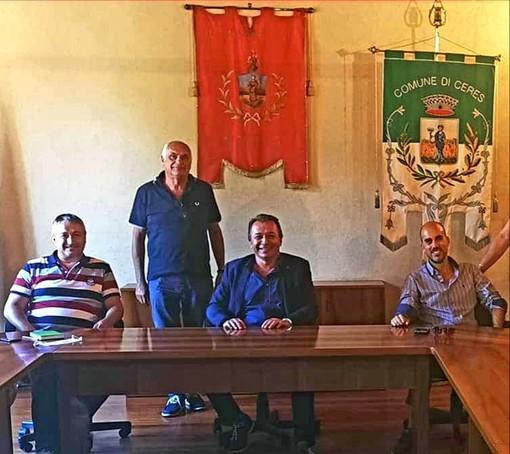 """""""Venaria porta delle Valli di Lanzo"""": il candidato sindaco Giulivi incontra gli amministratori del territorio"""