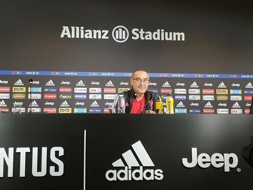 Foto tratta dal profilo Twitter ufficiale della Juventus