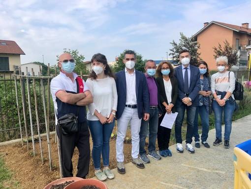 Il Comune di Chieri sigla due nuovi patti di condivisione per la gestione degli orti didattici