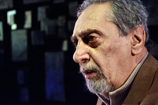 Flavio Bucci e la sua vita raccontata sul palco del Selve di Vigone