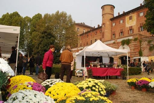 """Orti e fiori in mostra al castello di Moncalieri con """"fiorile"""""""