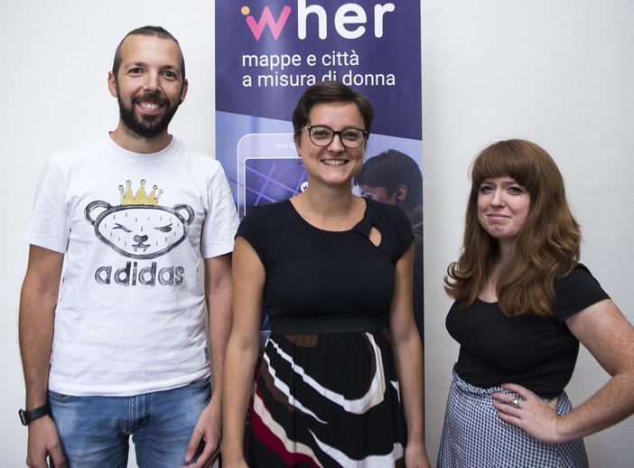 """A Torino nasce """"Wher"""", la app che consiglia alle donne come spostarsi in sicurezza"""