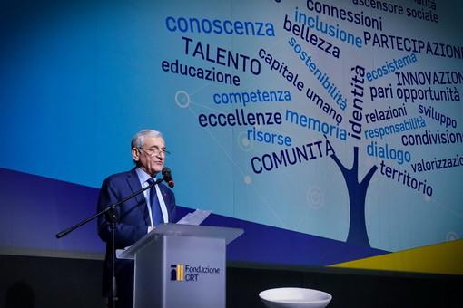 Il Presidente Crt, Quaglia (Credits Michele D'Ottavio)