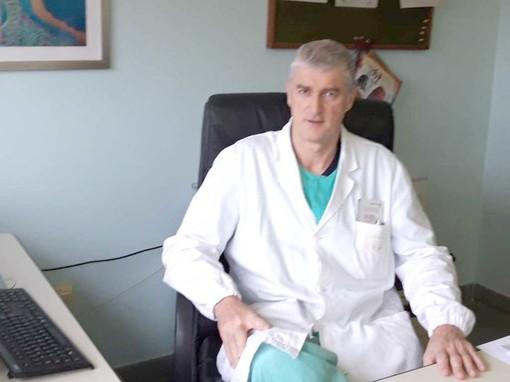 Il dottor Daniele Griffa