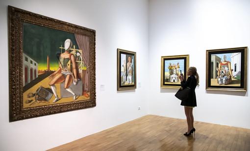 Gam, ultimi giorni per visitare la mostra dedicata a Giorgio De Chirico
