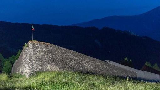 Il formaggio nato dalla cattiva sorte ha la forma del paravalanghe più noto delle Alpi