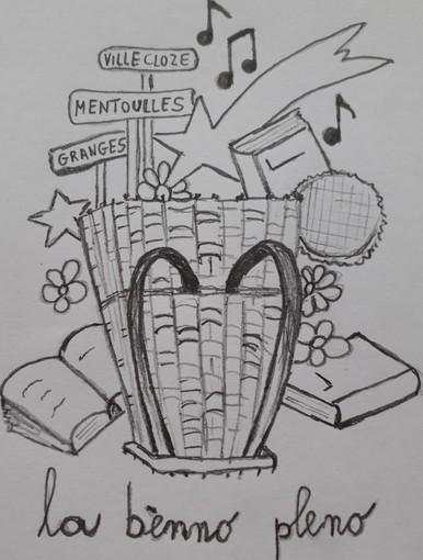 Il logo de 'La bènno pleno'