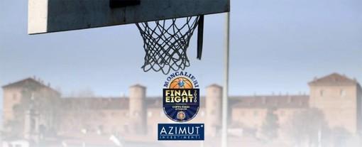 Cambia la data della Final Eight di Coppa Italia di A2 femminile di basket: appuntamento a Moncalieri dal 17 al 19 aprile