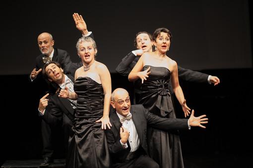 Con Faber Teater il Ferragosto a Chivasso è... cantabile!