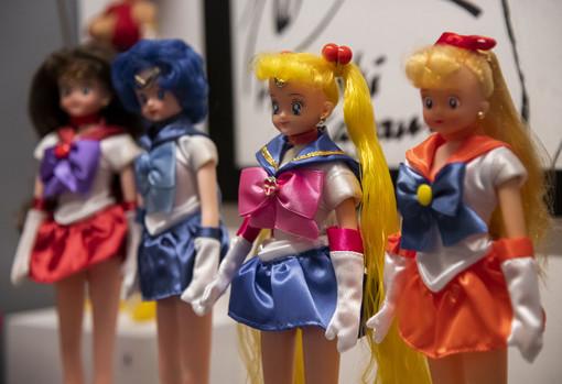 Tra manga e kymono, al MAO le antiche guerriere giapponesi incontrano Sailor Moon