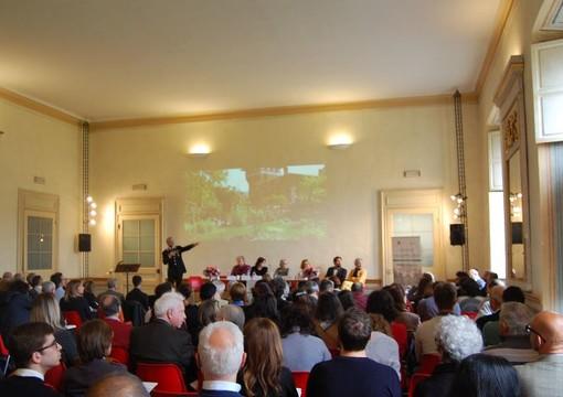 """A Moncalieri doppio appuntamento con il convegno """"Interventi contemporanei nei Parchi e nei Giardini Storici"""""""