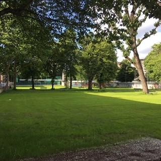 per il giardino di via Refrancore previsti lavori per 500mila euro