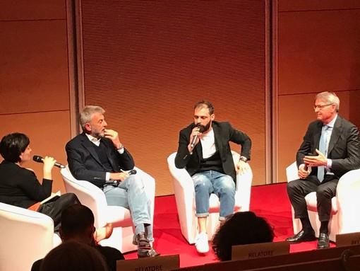 Cucina e innovazione, Gobino, Abbona e chef Costardi a confronto a Torino