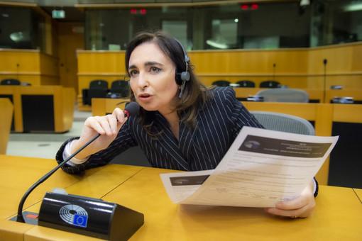 Onorevole Gancia (Lega) - Bene von der Leyen su legge violenza donne. Dalle istituzioni ci si aspetta consapevolezza e coraggio di agire
