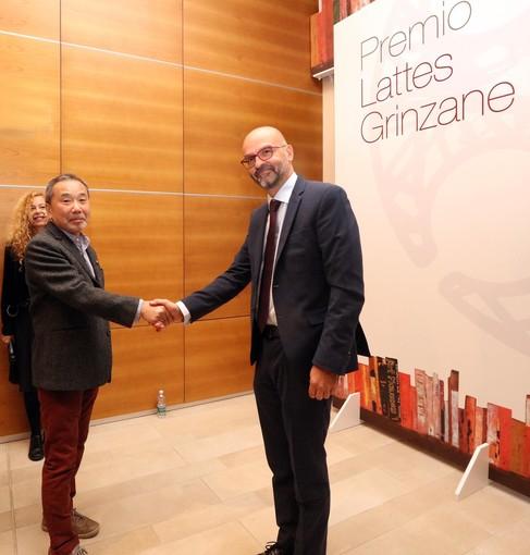 Il torinese Alessandro Perissinotto vince il Premio Lattes Grinzane 2019