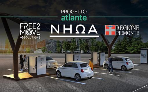 Nuova rete di ricarica rapida per mezzi elettrici: il Piemonte fa da apripista