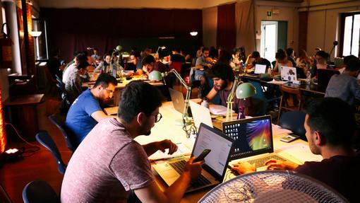 A Torino riapre per la sessione invernale 2020 l'aula studio di Comala