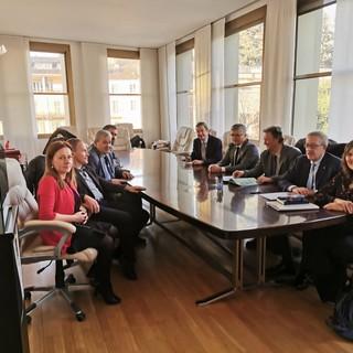 Frana di Quincinetto: imprese e territorio chiedono una soluzione definitiva