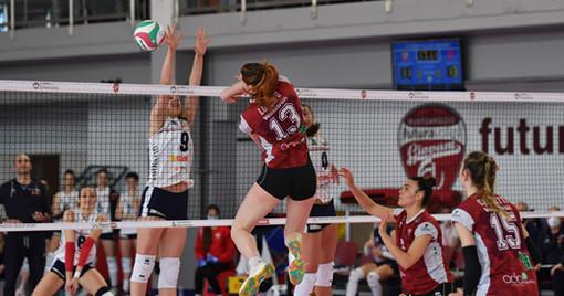 (Foto sito Internet Lega Volley Femminile)
