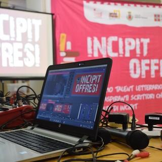 Riparte Incipit Offresi, 19 appuntamenti per il primo talent letterario per aspiranti scrittori