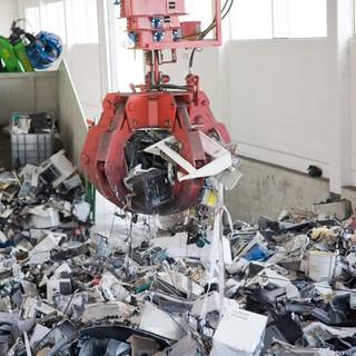 La raccolta di rifiuti tecnologici in Piemonte cresce del 21%