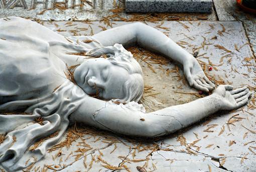 tomba del cimitero monumentale