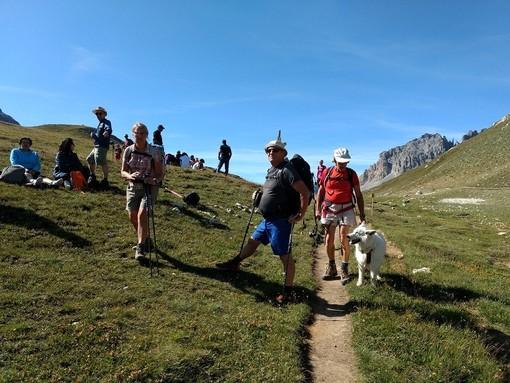 Bardonecchia, l'emergenza sanitaria trasforma la Marcia Alpina in Passeggiata