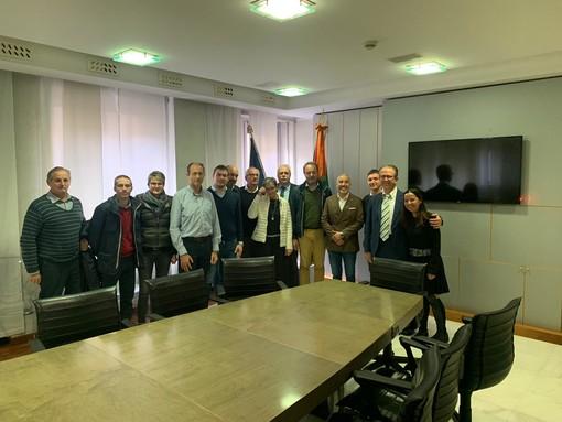 I sindaci del Pinerolese alla Regione: «Vogliamo una manutenzione ordinaria costante del Pellice»