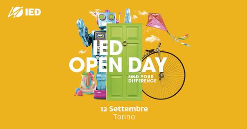 Il 12 settembre a Torino l'Open Day dell'Istituto Europeo del Design