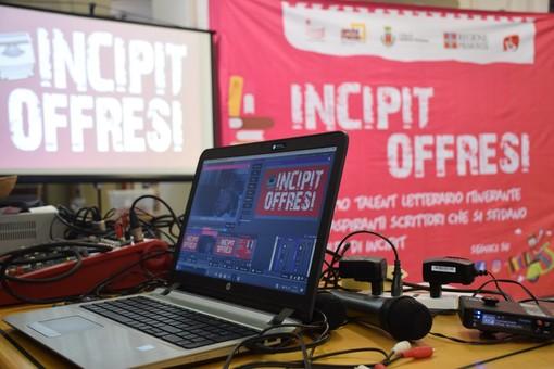 Incipit Offresi per la prima volta a Beinasco, in diretta streaming il 18 febbraio