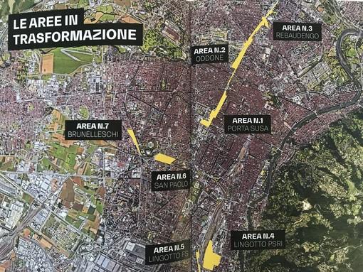 Rail City Lab: a Torino si progetta il futuro di 7 aree ferroviarie dismesse [VIDEO]