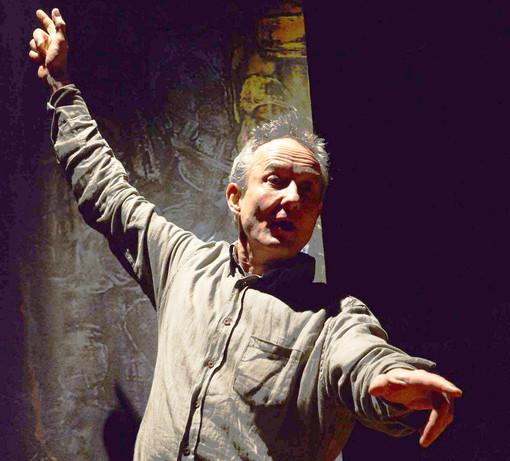 Jacob Olesen porta Calvino al Teatro Civico Garybaldi di Settimo