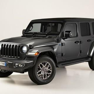 """Al via gli ordini della Nuova Jeep® Wrangler 4xe """"First Edition"""""""