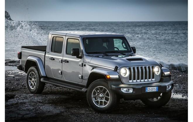 Nuova Jeep® Gladiator, il pick-up innovativo tra tradizione e futuro