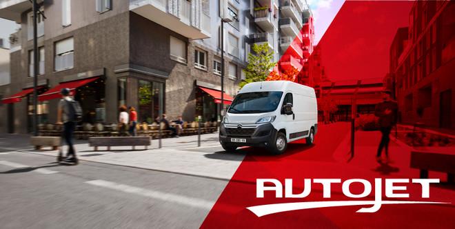 Con i Veicoli Commerciali Elettrici Citroën da Autojet il trasporto è più easy