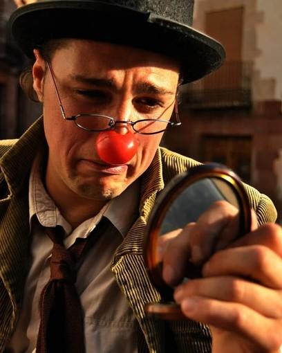 Giacomino Pinolo clown