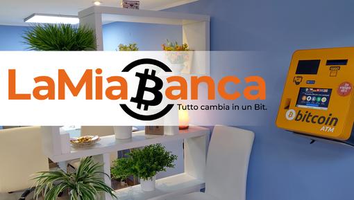 Apre a Milano LaMiaBanca, il primo bancomat di bitcoin con servizio di consulenza