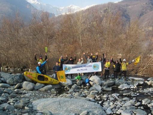 La difesa dei corsi d'acqua dalle centraline idroelettriche arriva anche in Val Pellice