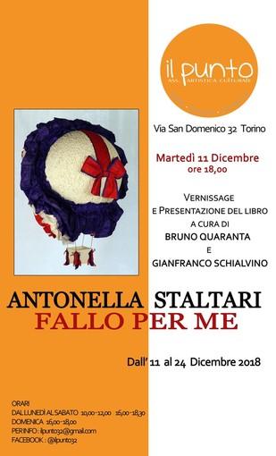 """L'Associazione Culturale il Punto organizza la mostra """"Fallo per me"""", con protagoniste le mongolfiere di Antonella Staltari"""