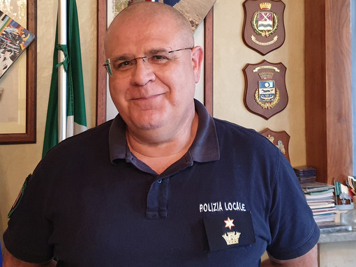 Luca Gianmaria Solinas è il nuovo comandante della Polizia municipale di Volpiano