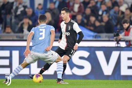 """Foto tratta dal profilo Twitter ufficiale """"JuventusFC"""""""