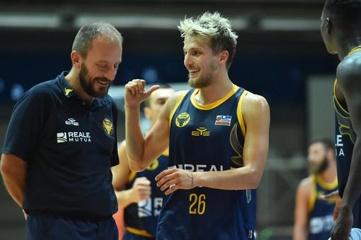 Supercoppa: con Trapani un altro test per la Basket Torino